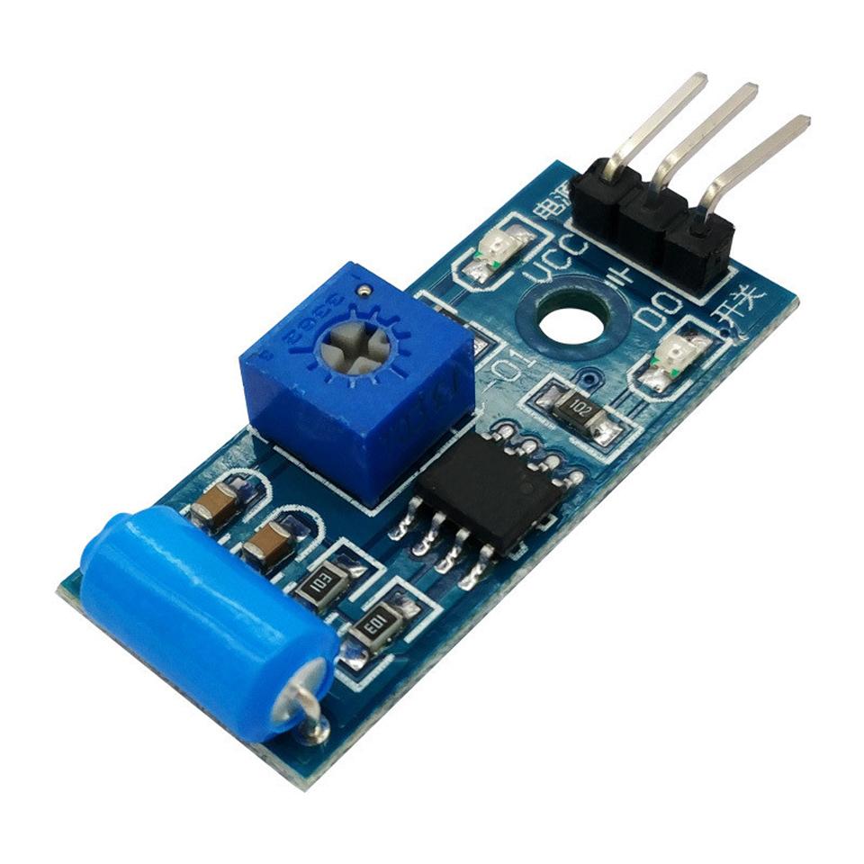 SW-420 Vibration Sensor Module Vibration Switch Alarm Sensor Module for Arduino
