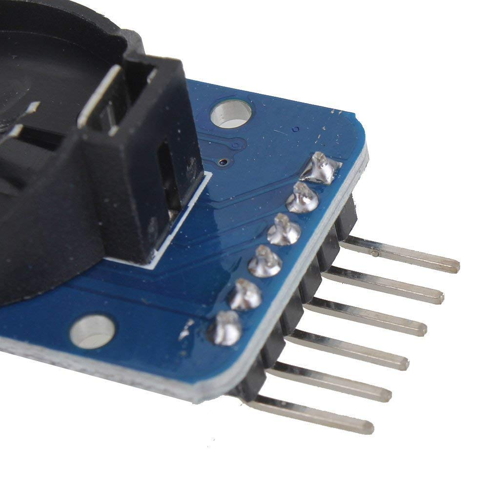 DS3231 AT24C32 Clock Module Real Time Clock Module IIC RTC Module for Arduino Without Battery