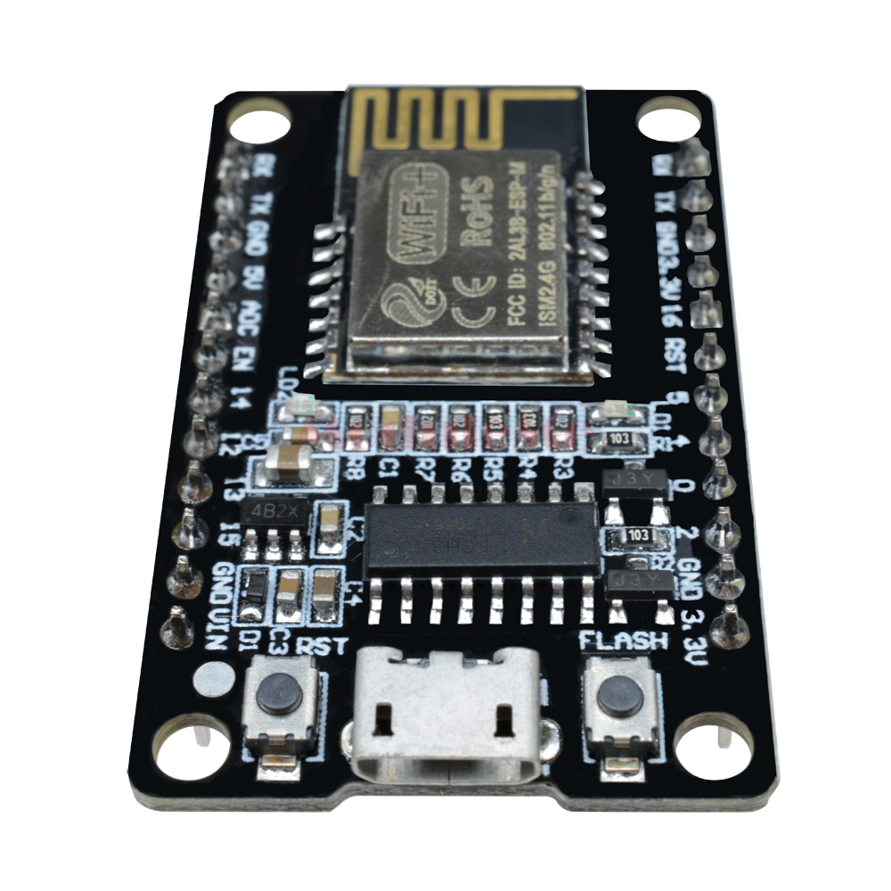 ESP8285 ESP-M2 CH340 Development Board WIFI Serial Port Module CH340 Compatible with ESP8266