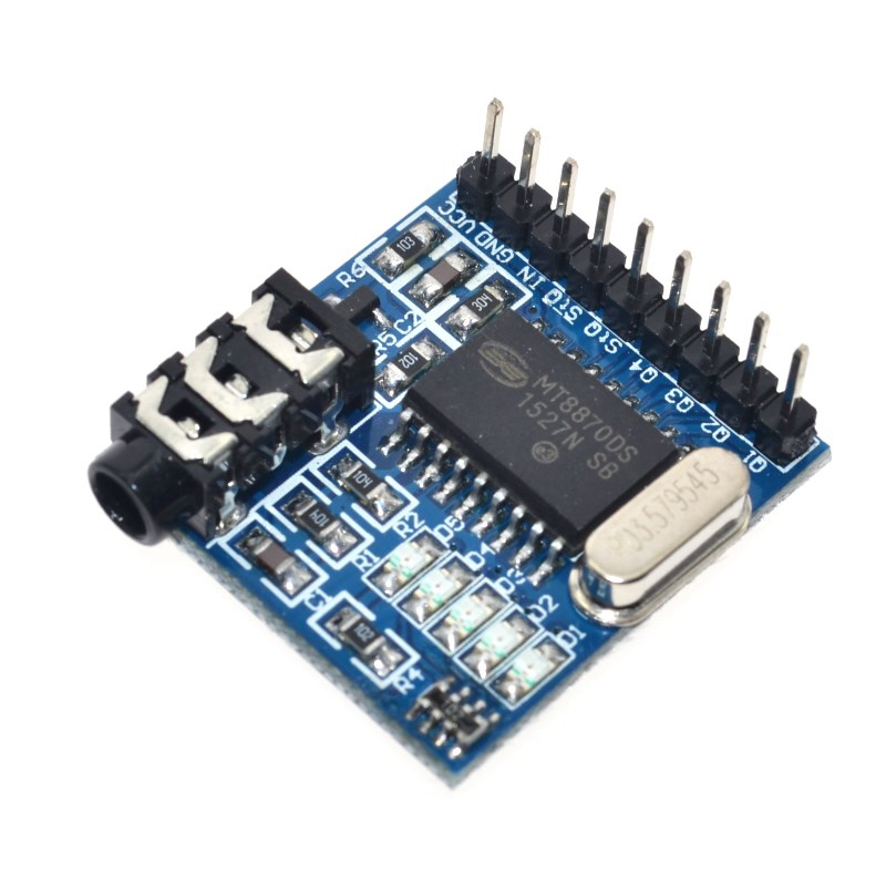 MT8870 DTMF Voice Decoder Decoding Module Telephone Voice Module for Arduino
