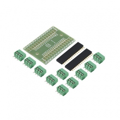 NANO IO Shield DIY NANO IO Expansion Board DIY Kits for Arduino NANO