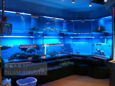 娄底饭店海鲜池