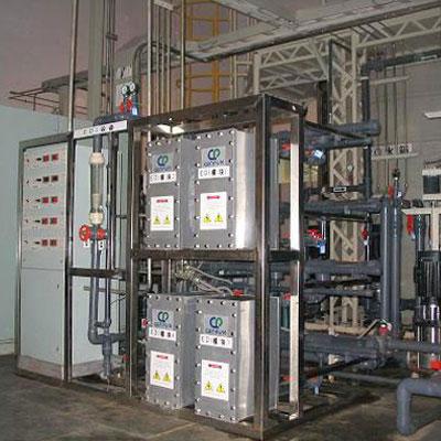 连续电除盐设备(EDI)