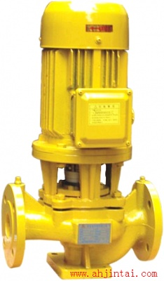 GBL立式浓硫酸化工泵