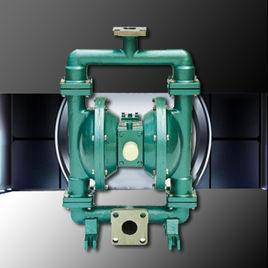 QBK气动粉尘泵