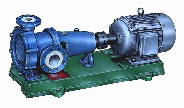 SL 型玻璃钢管道化工泵