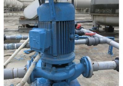 CQB-L型管道式离心泵