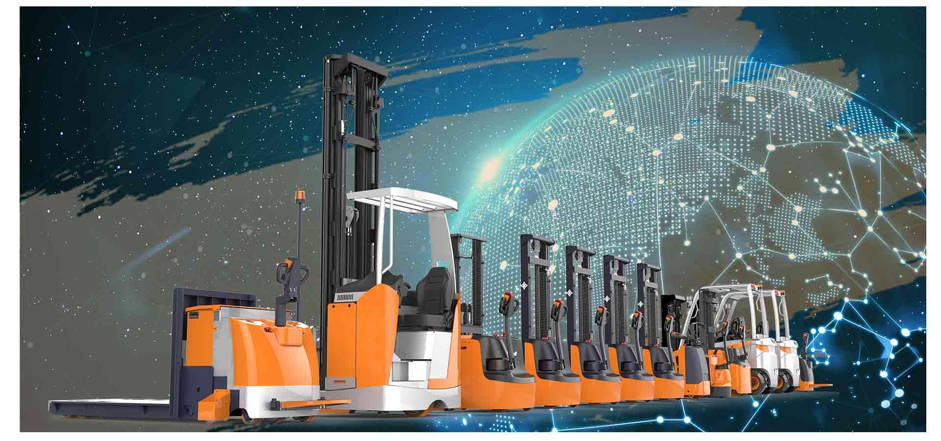 電動叉車全球品質