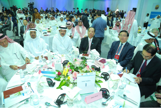 Pan-Asia Saudi Project Sets Sail