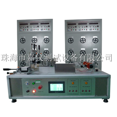 工业插座插套插拔力寿命试验机 JAY-3193