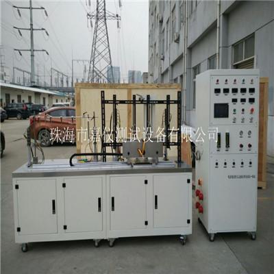 电线电缆耐火燃烧锤击测试一体机 JAY-2163L
