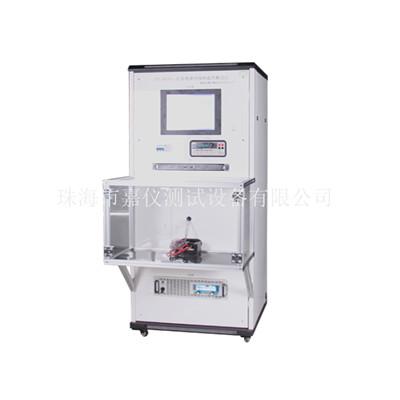 充电桩连接器温升测试系统 JAY-DD385