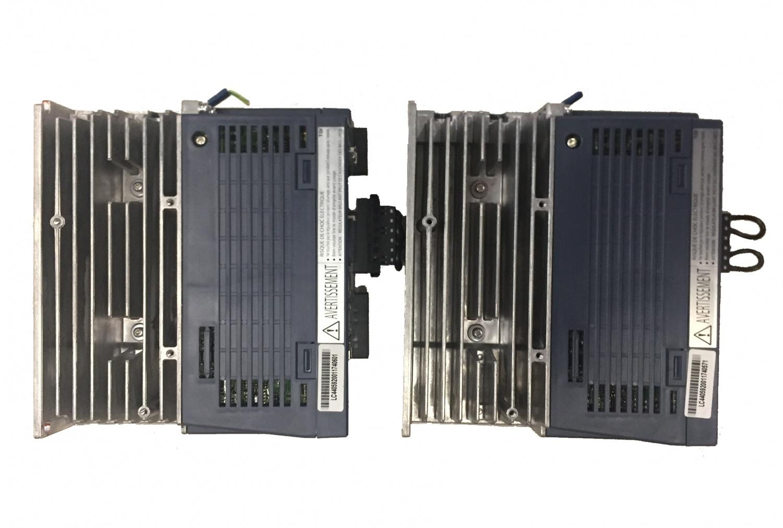 NII-G系列高性能伺服驱动器