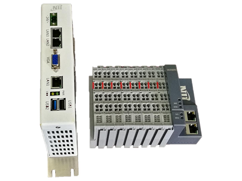 NII-協作機器人控制系統