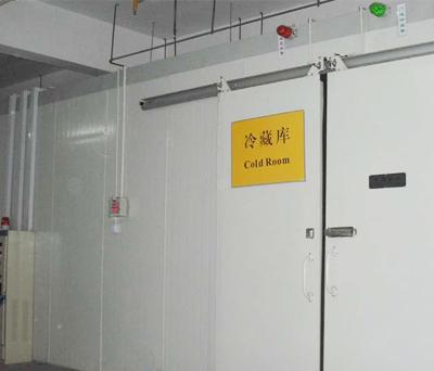 日常对于冷库门的使用需要做好...