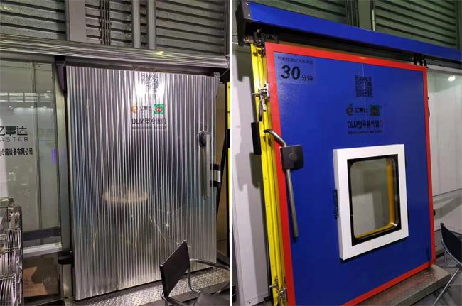 冷库门的面板和门框如何选择?