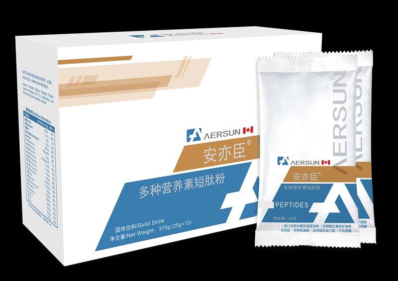 安亦臣多种营养素短肽粉