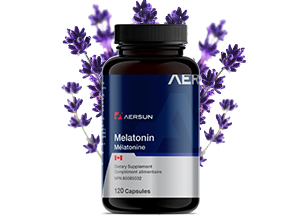 Melatonin Capsule 褪黑素胶囊