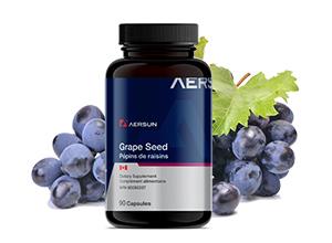 Grape Seed Capsule 葡萄籽油胶囊