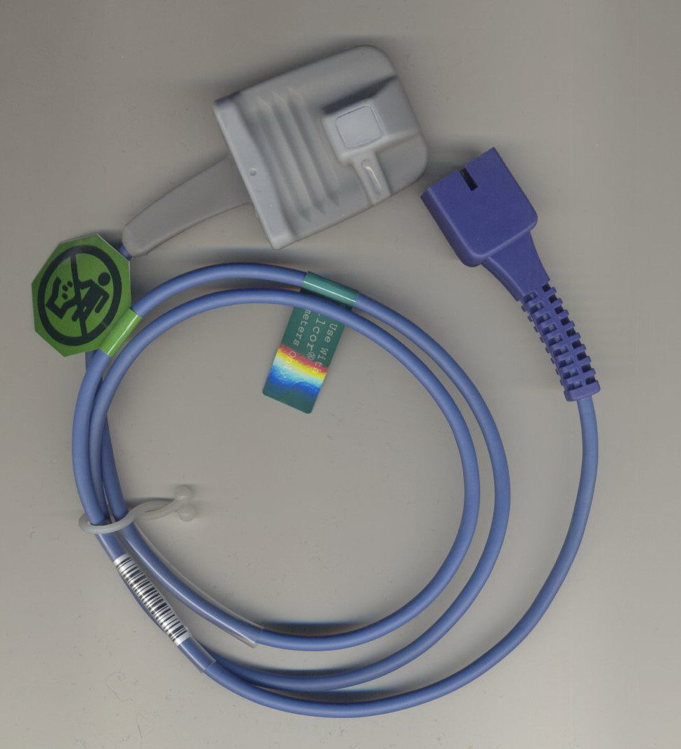 Adult Spo2 Sensor Soft-D type