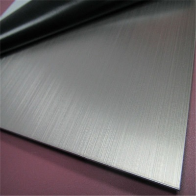 hairline stainless steel