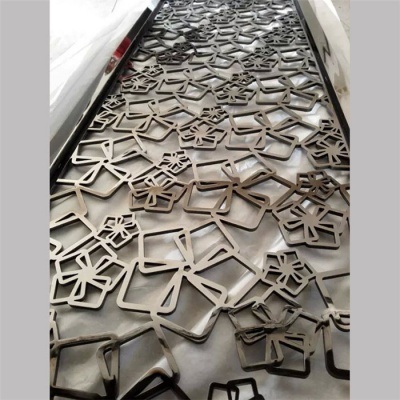 Stainless steel screen