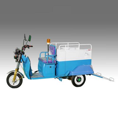 HB-03-240L垃圾桶车,电动垃圾保洁车