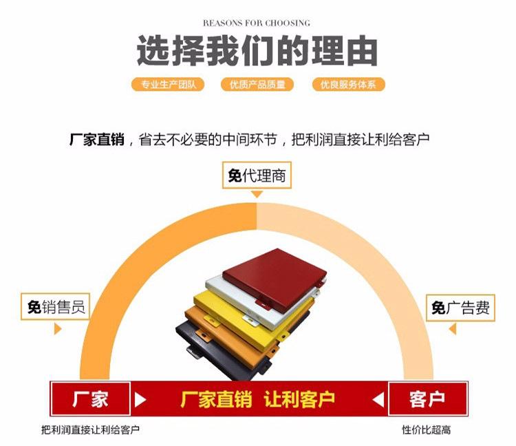 深圳铝单板价格