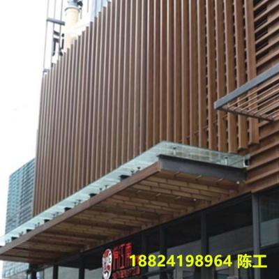 深圳铝方管厂家安装施工价格