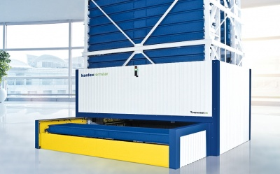 kardex重型货物仓储系统