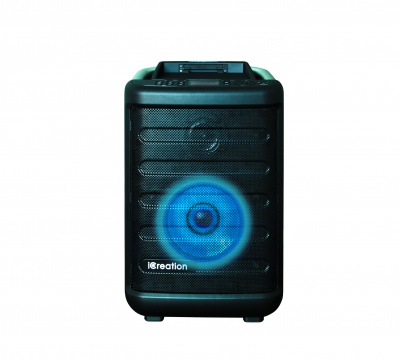 Outdoor Transportable Audio System