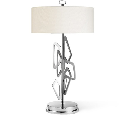 Wholesale bedside lamp table modern table lamp with stainless steel