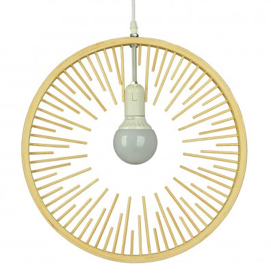 design natural rattan wicker hanging lamp living room led round ball bamboo weave pendant light