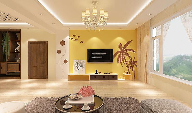 贝壳粉好处多多,看看这些贝壳粉电视背景墙图片有没有你喜欢的!