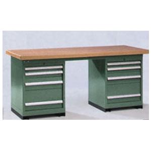 重型工作桌