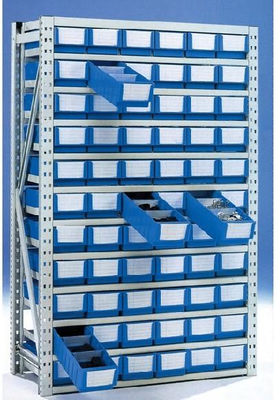 物料盒貨架系統