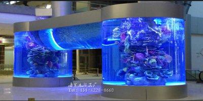 异形观赏鱼缸