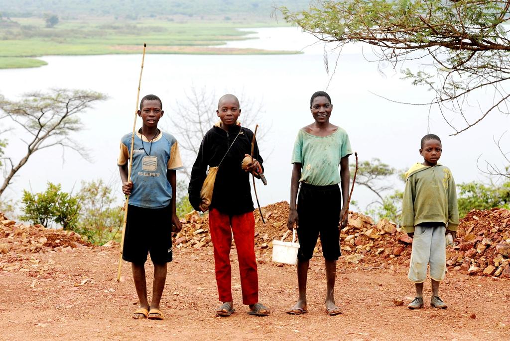 【刚果河畔】美,与善同行