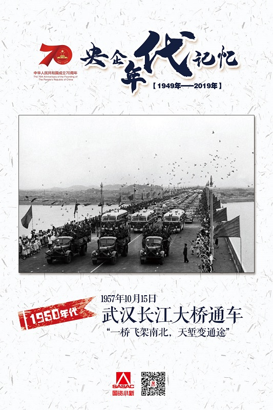 新中国成立70年来的央企年代记忆