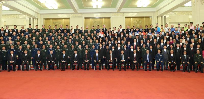 中华人民共和国成立70周年庆祝活...