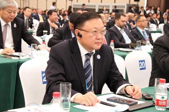 中国有色集团参加第二届中国国际进...