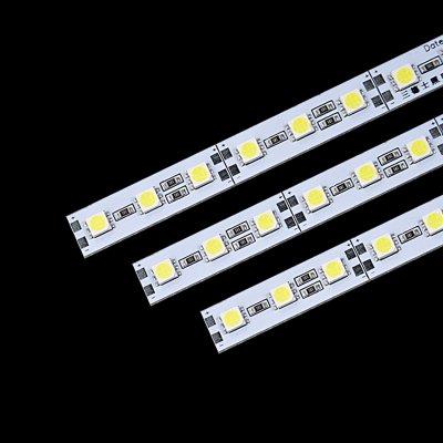 三德士照明 LED硬灯条 低压12V贴片5050 72灯展柜家居背景墙暗槽灯条