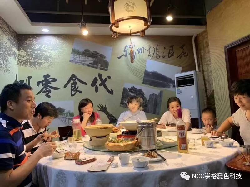 【龙虎娱乐手机客户端科技】一年一度大閘蟹聚餐...