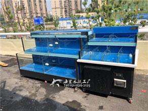 衡阳饭店海鲜池+贝类池
