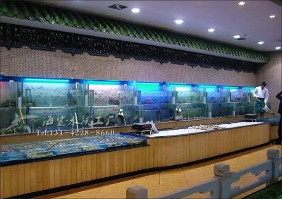 永州生鲜店海鲜池