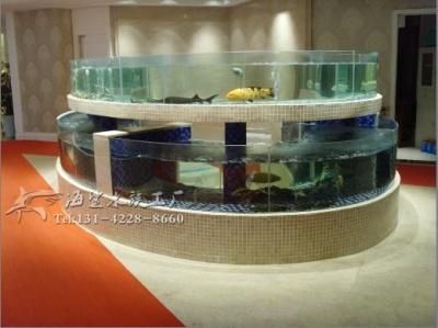 邵阳饭店海鲜池