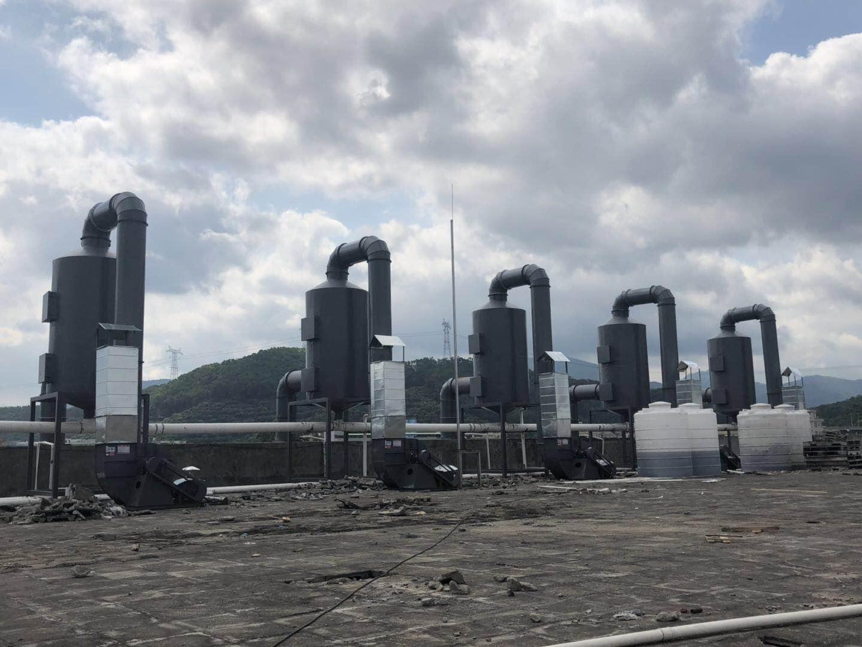 東莞塘夏金屬處理廠