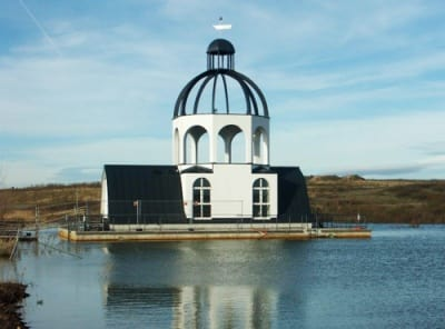 Floating church/mosque