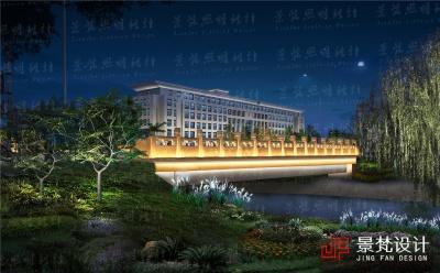 城镇桥梁照明设计