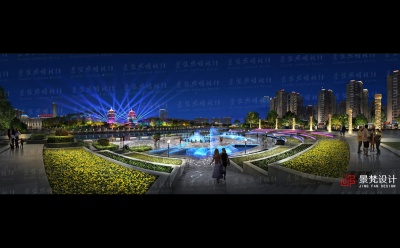 亮化设计城市规划照明设计